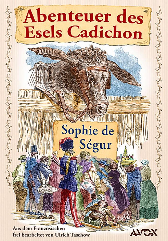 Abenteuer des Esels Cadichon