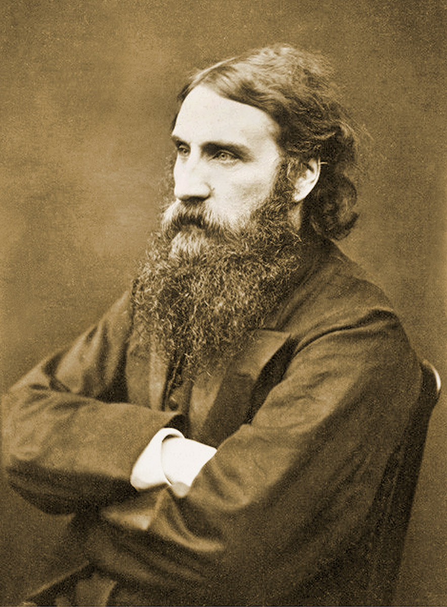 George MacDonald 1860s big